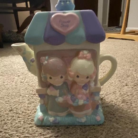Precious moments teapot